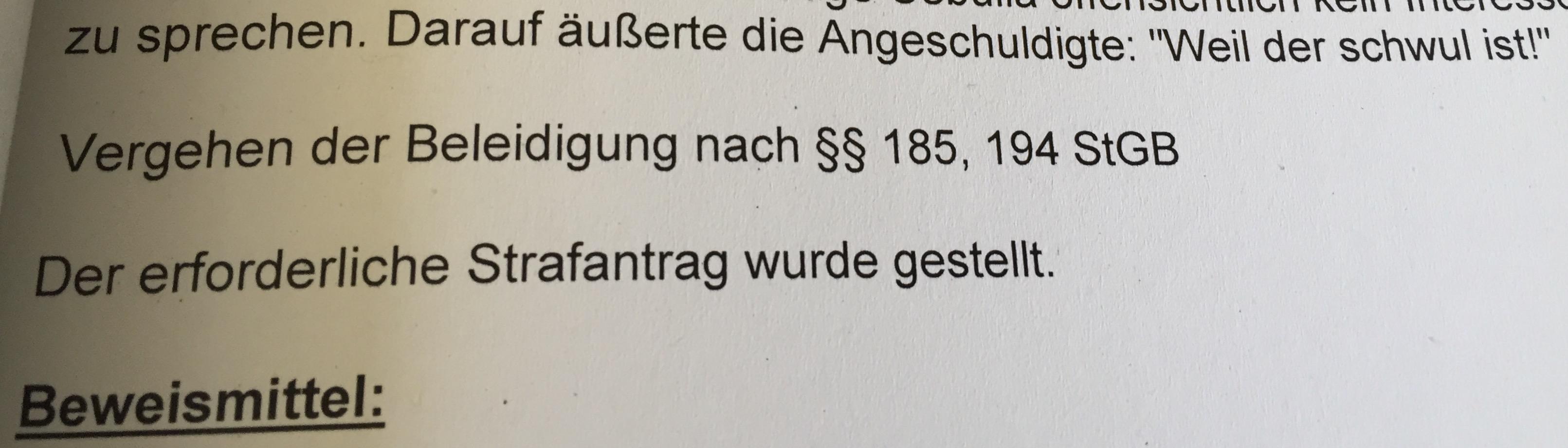 Anklage StA Essen